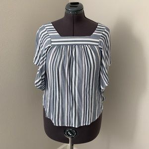 Beach Lunch Lounge Batwing Top